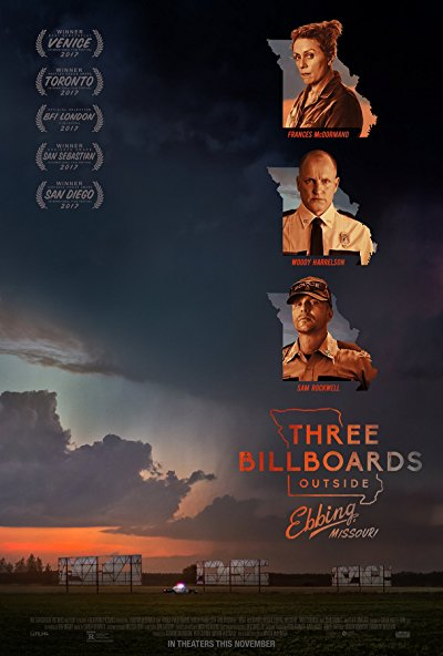 Three Billboards Outside Ebbing Missouri 2017 1080p UHD BluRay DD5.1 HDR x265-SA89