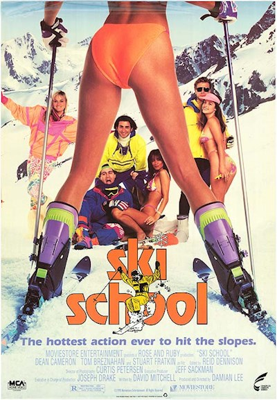 Ski School 1990 720p BluRay FLAC x264-SADPANDA