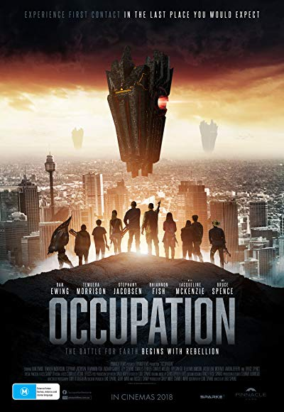 Occupation 2018 BluRay REMUX 1080p AVC DTS-HD MA 5.1 - KRaLiMaRKo
