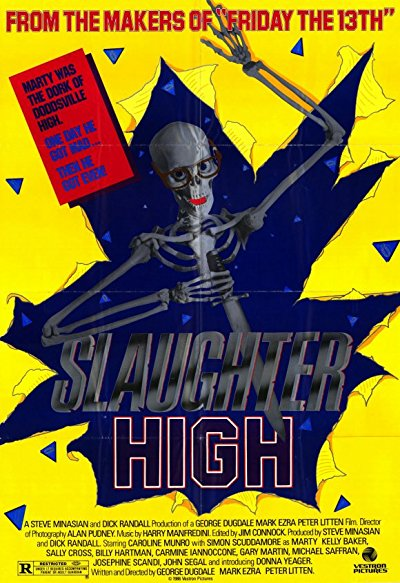 Slaughter High 1986 720p BluRay DTS x264-PSYCHD