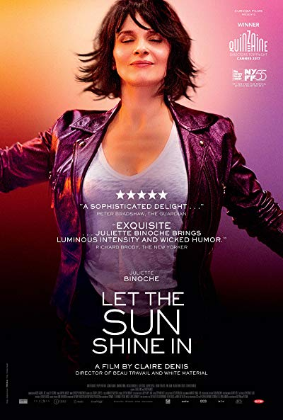 Let the Sunshine In 2017 BluRay REMUX 1080p AVC DTS-HD MA 5.1-SiCaRio