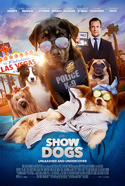 Show Dogs 2018 BluRay REMUX 1080p AVC DTS-HD MA 5.1-FGT
