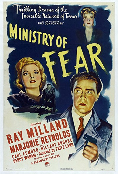 Ministry of Fear 1944 BluRay REMUX 1080p AVC PCM -BluHD