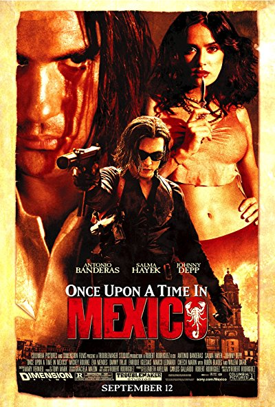 Once Upon a Time in Mexico 2003 BluRay REMUX 1080p AVC DTS-HD MA 5.1-EPSiLON