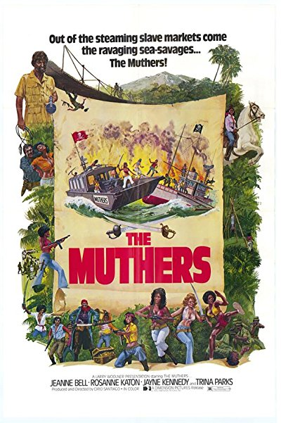 The Muthers 1976 BluRay REMUX 1080p AVC FLAC1.0-EPSiLON