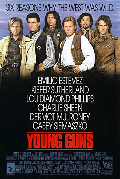 Young Guns 1988 INTERNAL 1080p BluRay x264-CLASSiC