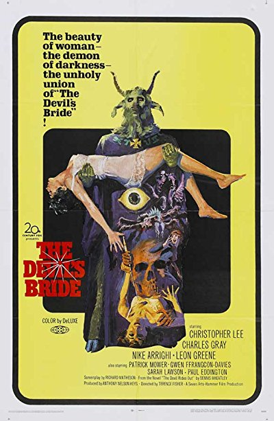 The Devil Rides Out 1968 BluRay REMUX 1080p AVC FLAC1.0-EPSiLON