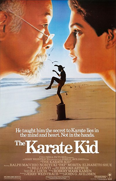 The Karate Kid 1984 2160p UHD BluRay REMUX HDR HEVC Atmos-EPSiLON