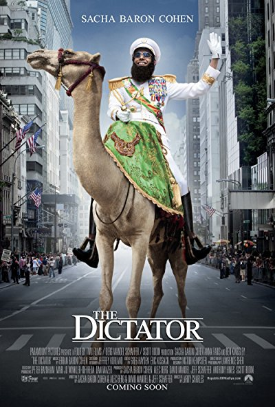 The Dictator 2012 Extended Cut BluRay REMUX 1080p AVC DTS-HD MA 5.1 - KRaLiMaRKo