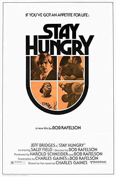 Stay Hungry 1976 1080p BluRay DTS x264-GUACAMOLE