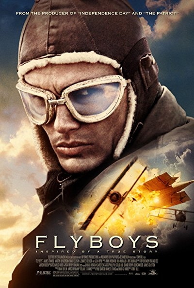 Flyboys 2006 BluRay REMUX 1080p MPEG-2 DTS-HD MA 5.1-DFTA