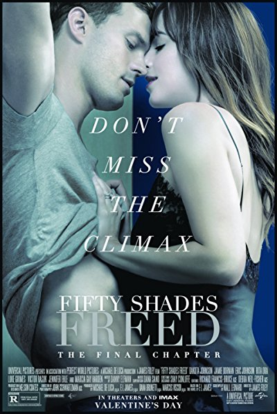 Fifty Shades Freed 2018 Unrated BluRay REMUX 1080p AVC DTS-X 7.1-SiCaRio