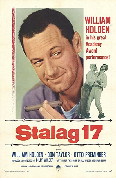 Stalag 17 1953 720p BluRay DD2.0 x264-x0r