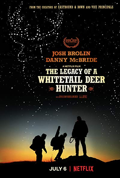 The Legacy of a Whitetail Deer Hunter 2018 1080p WEB-DL DD5.1 x264-iKA