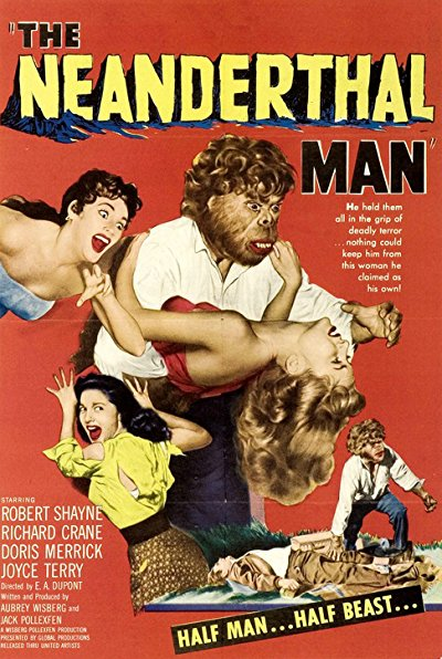 The Neanderthal Man 1953 BluRay REMUX 1080p AVC FLAC2.0-SiCaRio