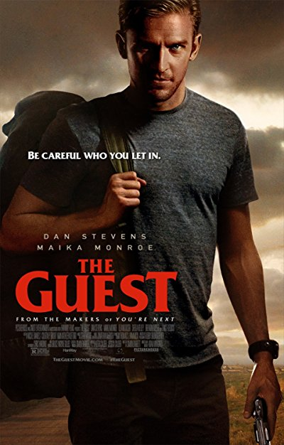 The Guest 2014 BluRay REMUX 1080p AVC DTS-HD MA 5.1 - KRaLiMaRKo