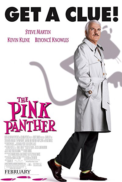 The Pink Panther 2006 720p BluRay DD5.1 x264-ATES