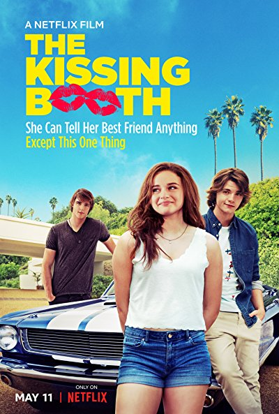 The Kissing Booth 2018 1080p WEB-DL DD5.1 x264-STRiFE
