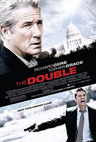 The Double 2011 1080p BluRay DTS x264-HDMaNiAcS
