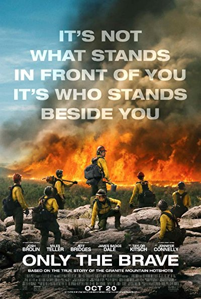 Only the Brave 2017 1080p BluRay DTS x264-KASHMiR