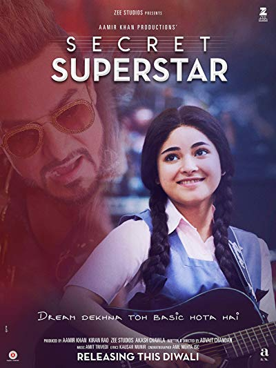 Secret Superstar 2017 1080p BluRay DD5.1 x264-eXcommunicado
