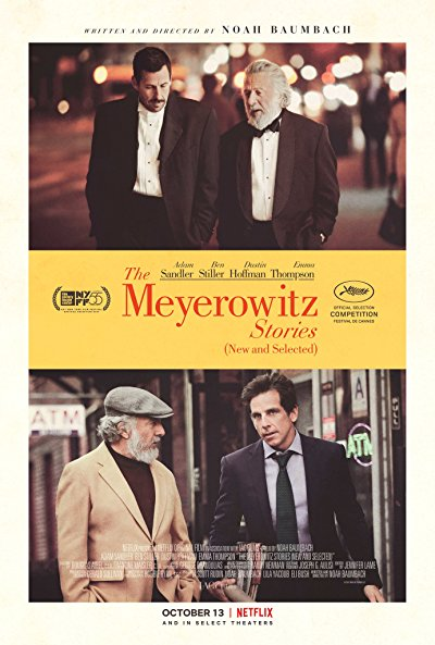 The Meyerowitz Stories New and Selected 2017 1080p NF WEB-DL DD5.1 x264-NTG