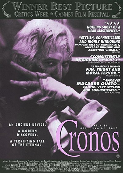 Cronos 1993 Criterion Collection BluRay REMUX 1080p AVC DTS-HD MA 2.0 - KRaLiMaRKo