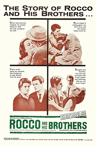 Rocco and His Brothers 1960 BluRay REMUX 1080p AVC FLAC1.0-3rN3sT