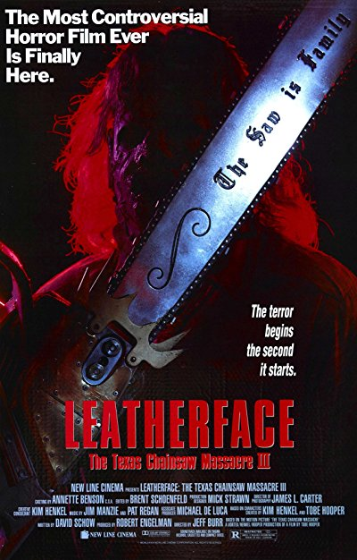 Leatherface Texas Chainsaw Massacre III 1990 1080p BluRay DTS x264-PSYCHD