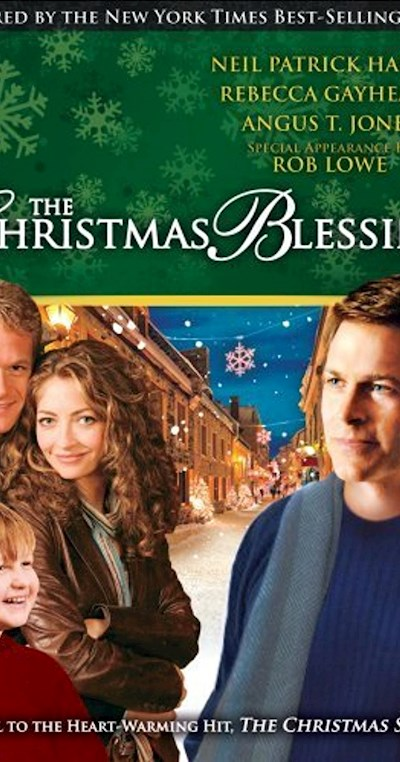 The Christmas Blessing 2005 1080p BluRay DTS x264-iFPD
