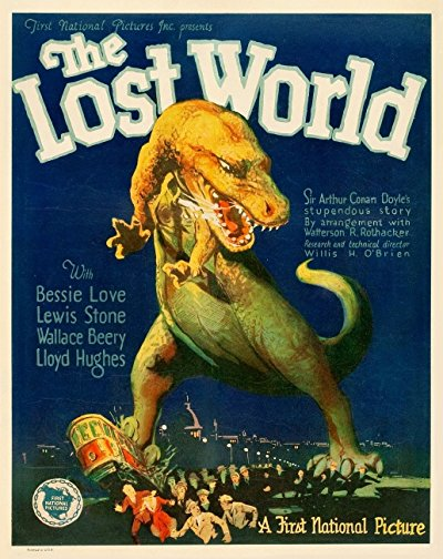 The Lost World 1925 720p BluRay FLAC x264-SADPANDA