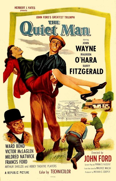 The Quiet Man 1952 Masters of Cinema 720p BluRay DD2.0 x264-WiKi