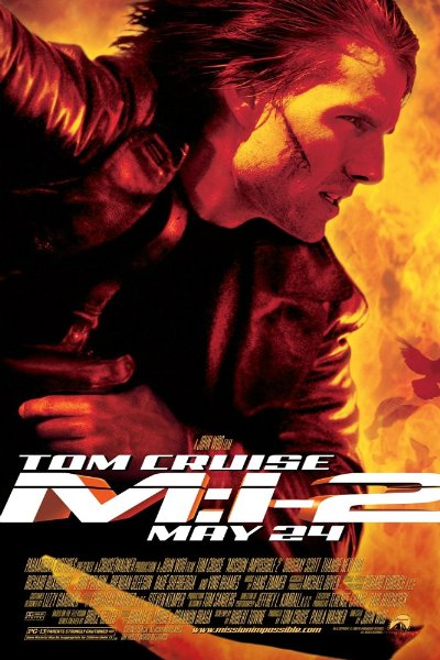 Mission Impossible II 2000 BluRay REMUX 1080p AVC DTS-HD MA 5.1 - KRaLiMaRKo