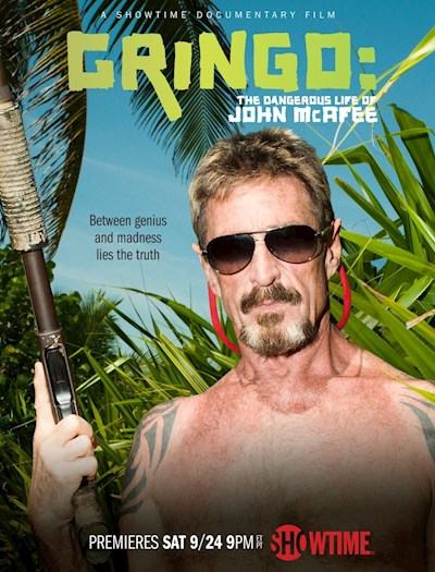 Gringo The Dangerous Life of John McAfee 2016 1080p HDTV DD5.1 x264-REGRET