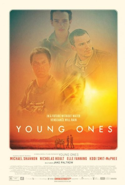 Young Ones 2014 BluRay REMUX 1080p AVC DTS-HD MA 5.1-FraMeSToR