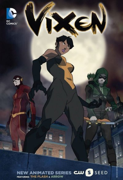 Vixen The Movie 2017 720p BluRay DTS x264-GHOULS