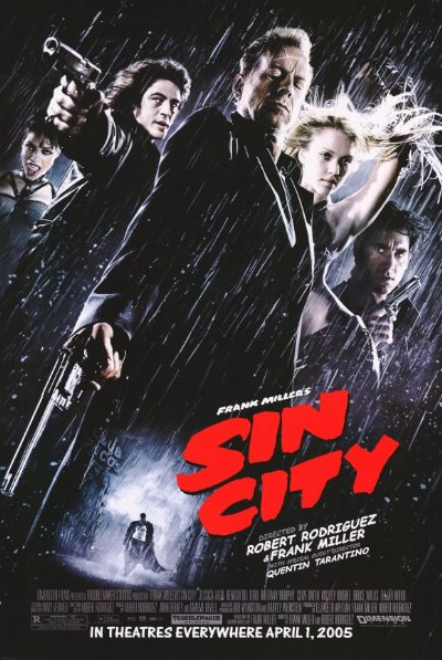 Sin City Extended 2005 1080p BluRay DD5.1 H264 5 1