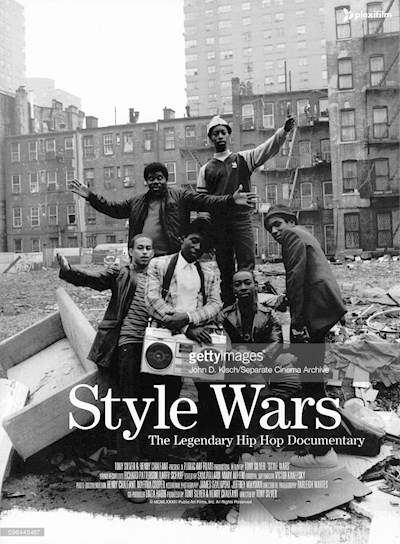 Style Wars 1983 EXTRAS The Outtakes 1080p BluRay FLAC x264-AEROHOLiCS