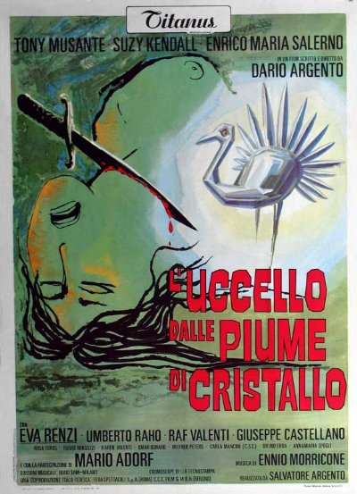 The Bird with the Crystal Plumage 1970 REMASTERED 1080p BluRay DTS x264-HD4U