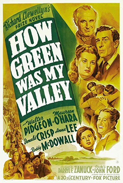 How Green Was My Valley 1941 BluRay REMUX 1080p AVC DTS-HD MA 5.1-EPSiLON