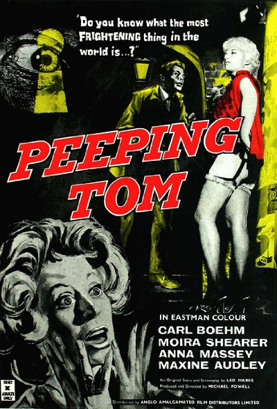 Peeping Tom 1960 50th Anniversary Edition BluRay REMUX 1080p AVC DTS-HD MA 2.0-SiCaRio