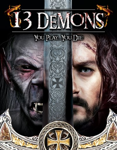 13 Demons 2016 1080p WEB-DL AAC H264-FGT