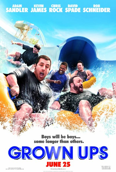 Grown Ups 2010 BluRay REMUX 1080p AVC DTS-HD MA 5.1 FraMeSToR
