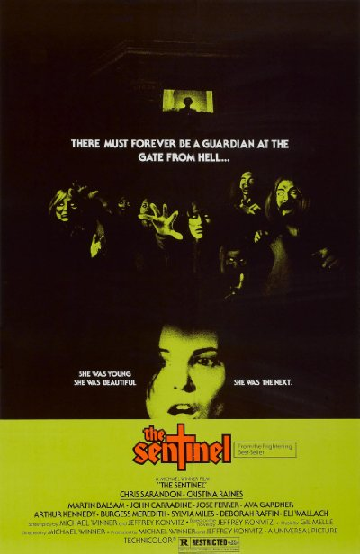 The Sentinel 1977 720p BluRay FLAC2.0 x264-E76