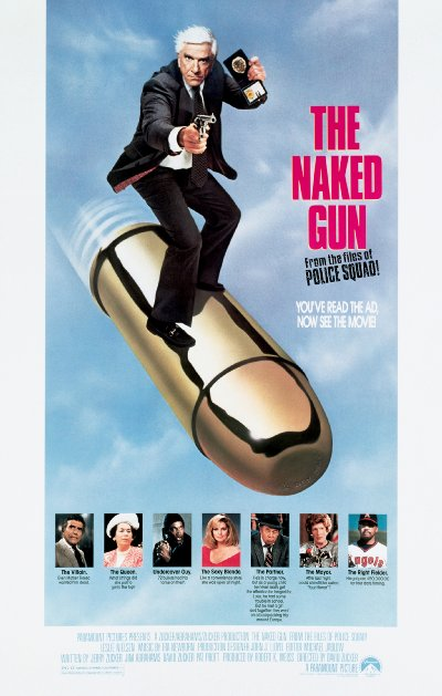 The Naked Gun From the Files of Police Squad! 1988 BluRay REMUX 1080p AVC DTS-HD MA 5.1-django