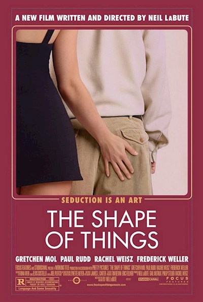 The Shape of Things 2003 720p WEB-DL DD5.1 H264-FGT