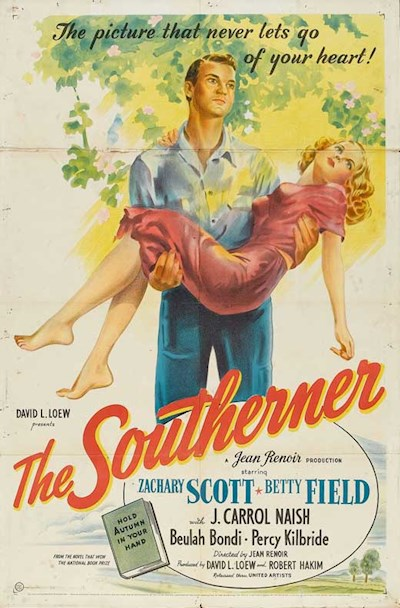 The Southerner 1945 BluRay REMUX 1080p AVC DTS-HD MA 2.0 - KRaLiMaRKo