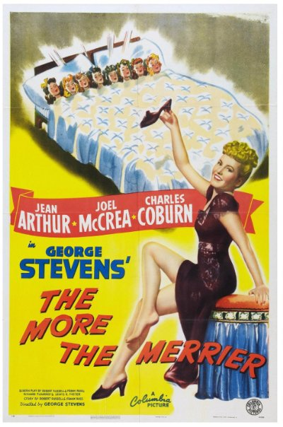 The More the Merrier 1943 1080p WEB-DL AAC x264-SbR