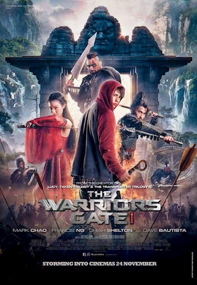 The Warriors Gate 2016 BluRay REMUX 1080p AVC DTS-HD MA 5.1-FraMeSToR