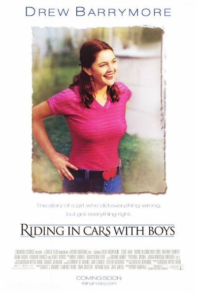 Riding in Cars with Boys 2001 BluRay 1080p DTS-HD MA 5.1 AVC REMUX - KRaLiMaRKo